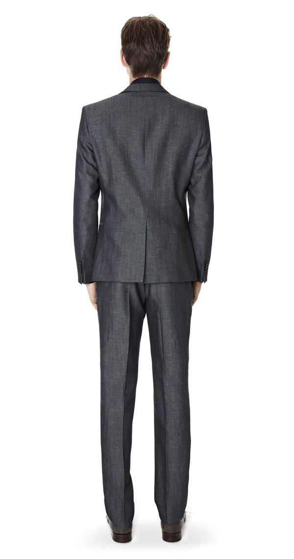 Short Cut Suit